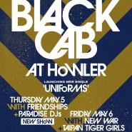 BLACK CAB poster 2 Melb FB