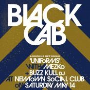 BLACK CAB poster Syd FB